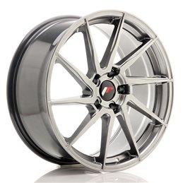 JR Wheels JR36 19x8.5 ET35 5x120 Hyper Black