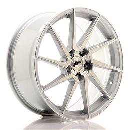 JR Wheels JR36 19x8.5 ET45 5x112 Argent Face Poli