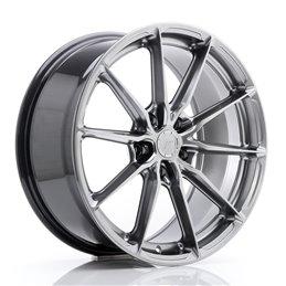 JR Wheels JR37 19x8.5 ET35 5x120 Hyper Black