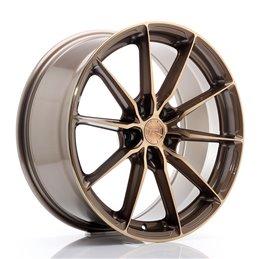 JR Wheels JR37 19x8.5 ET45 5x112 Platinum Bronze