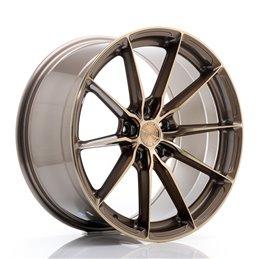 JR Wheels JR37 19x9.5 ET40 5x120 Platinum Bronze