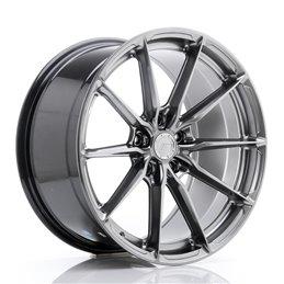 JR Wheels JR37 19x9.5 ET45 5x112 Hyper Black