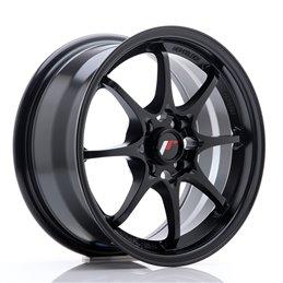 JR Wheels JR5 15x7 ET35 4x100 Noir Mat
