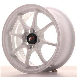 JR Wheels JR5 15x7 ET35 4x100 Blanc