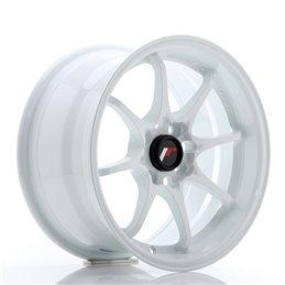JR Wheels JR5 15x8 ET28 4x100 Blanc