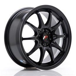 JR Wheels JR5 16x7 ET30 4x100/108 Noir Mat