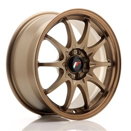 JR Wheels JR5 16x7 ET30 4x100/108 Bronze
