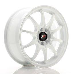 JR Wheels JR5 16x7 ET30 4x100/108 Blanc
