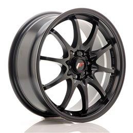 JR Wheels JR5 17x7.5 ET35 4x100/114.3 Noir Mat