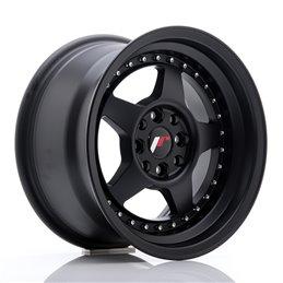 JR Wheels JR6 15x8 ET25 4x100/108 Noir Mat