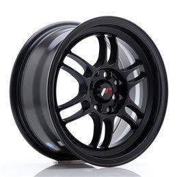 JR Wheels JR7 15x7 ET38 4x100/114.3 Noir Mat