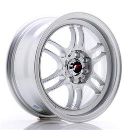 JR Wheels JR7 15x7 ET38 4x100/114.3 Argent