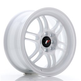 JR Wheels JR7 15x7 ET38 4x100/114.3 Blanc