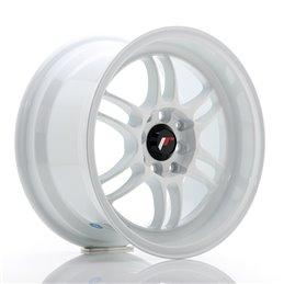 JR Wheels JR7 15x8 ET35 4x100/114.3 Blanc