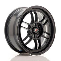 JR Wheels JR7 16x7 ET38 4x100/114.3 Noir Mat