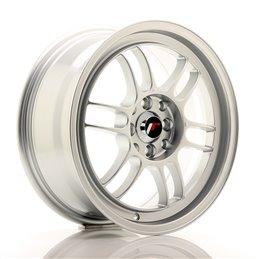 JR Wheels JR7 16x7 ET38 4x100/114.3 Argent