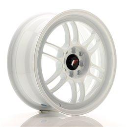 JR Wheels JR7 16x7 ET38 4x100/114.3 Blanc