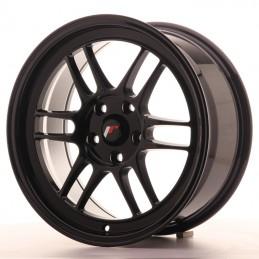 JR Wheels JR7 17x8 ET35 5x114.3 Black