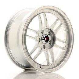 JR Wheels JR7 17x8 ET35 5x114.3 Argent