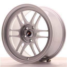 JR Wheels JR7 17x9 ET35 5x114.3 Argent