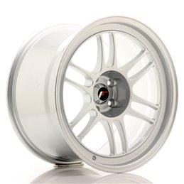 JR Wheels JR7 18x10.5 ET15 5x114.3 Argent