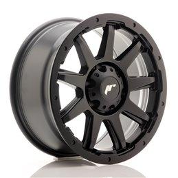 JR Wheels JRX1 17x8 ET20 6x139.7 Noir Mat