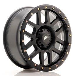 JR Wheels JRX2 18x8 ET20 6x139.7 Noir Mat