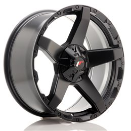 JR Wheels JRX5 20x9 ET20 5x120 Noir Mat