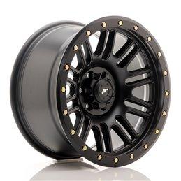 JR Wheels JRX7 17x9 ET0 6x114.3 Noir Mat