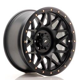 JR Wheels JRX8 18x9 ET0 6x139.7 Noir Mat