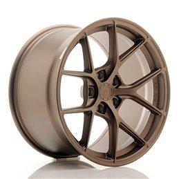 JR Wheels SL01 18x10.5 ET25 5x114.3 Bronze Mat.
