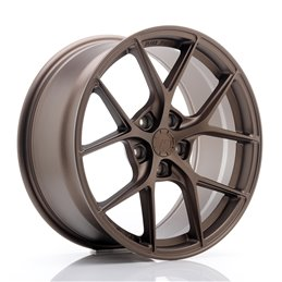 JR Wheels SL01 18x8.5 ET35 5x120 Bronze Mat