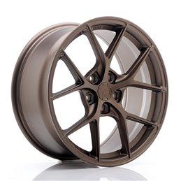 JR Wheels SL01 18x8.5 ET42 5x112 Bronze Mat