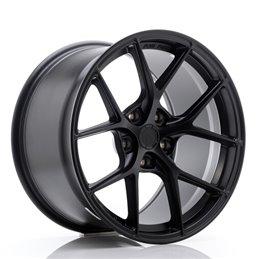 JR Wheels SL01 18x10.5 ET25 5x120 Gun Metal Mat