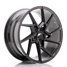 JR Wheels JR33 19x8.5 ET35 5x120 Hyper Gray