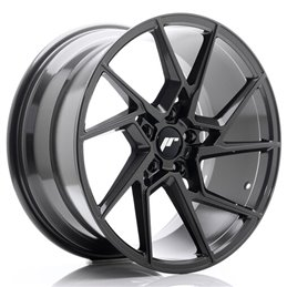 JR Wheels JR33 19x9.5 ET40 5x120 Hyper Gray