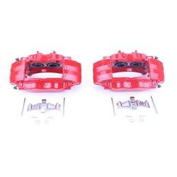 Etrier de frein 4 pistons Rouge Avant SUBARU  Reconditionné (Paire) GT/WRX/STI 1993-2007