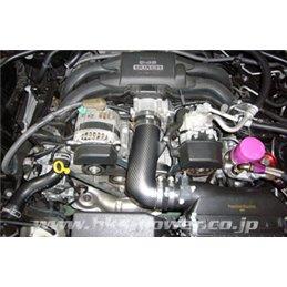 Conduit d'Admission HKS en Carbone Toyota GT86