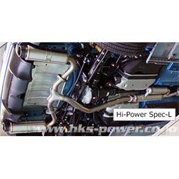 Ligne d'Echappement Complète HKS Toyota GT86
