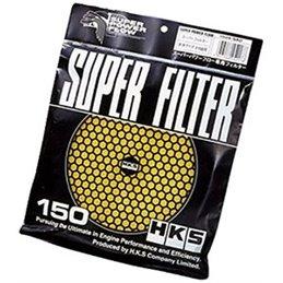 Mousse de Remplacement Filtre à Air HKS (150 mm, Jaune)