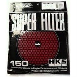 Mousse de Remplacement Filtre à Air HKS (150 mm, Rouge)