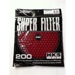 Mousse de Remplacement Filtre à Air HKS (200 mm, Rouge)