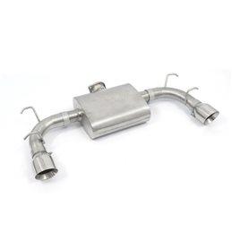 Silencieux (Type route - Moins bruyant) MX-5 Mk3 (NC) 1.8L & 2.0L cobra sport