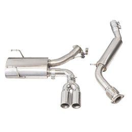 Sortie centrale silencieux et intermédiaire (avec résonnateur) MX-5 Mk4 (ND) 1.5L & 2.0L (incl RF) cobra sport