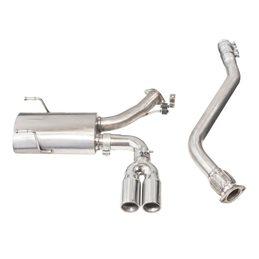 Sortie centrale silencieux et intermédiaire (sans résonnateur) MX-5 Mk4 (ND) 1.5L & 2.0L (incl RF) cobra sport