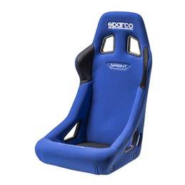 Siège Baquet SPARCO Sprint - Bleu (FIA)