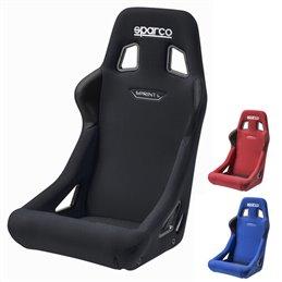 Siège Baquet SPARCO Sprint L - Rouge (FIA)