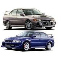 LANCER EVOLUTION 1993-2000